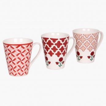HOME CENTRE Zade Mug Set- 3 Pcs.
