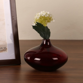 HOME CENTRE Eadric Red Vase