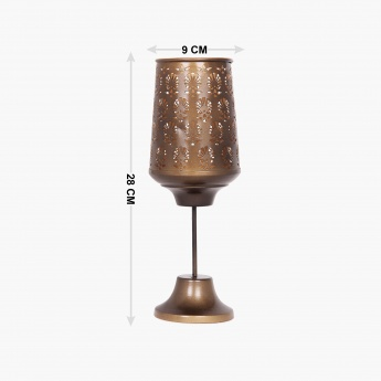 HOME CENTRE Metal Goblet