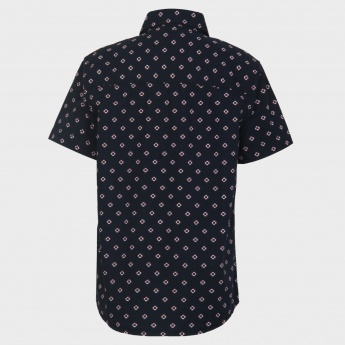 GINI & JONY Printed Half Sleeves Shirt