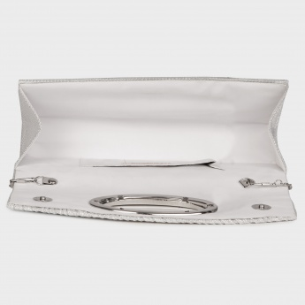 PAPRIKA Chain Strap Evening Clutch