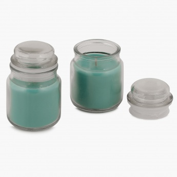 HOME CENTRE Redolance Yankee Jar Candle - 10 x 10 cm