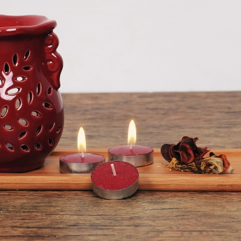 HOME CENTRE Redolance Scented Tealight- Set Of 10
