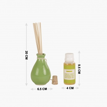 HOME CENTRE Serene Reed Diffuser Set - 60 ml