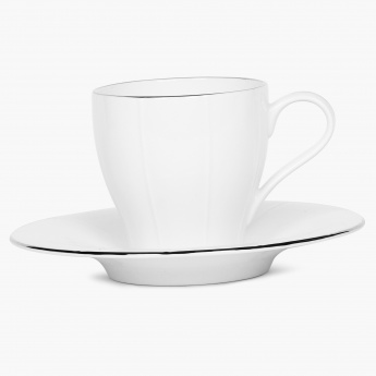 HOME CENTRE Bliss Ceramic Cup And Saucer