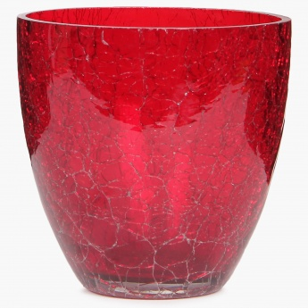 HOME CENTRE Splendid Crackle Votive Holder