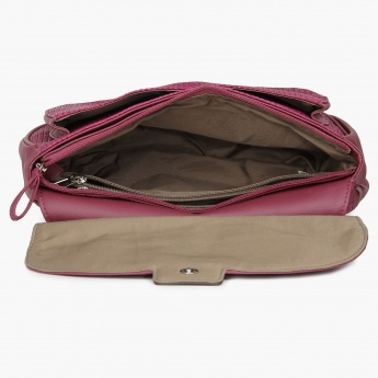 BAGGIT Inverted Jhuti Sling Bag