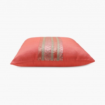 HOME CENTRE Gala Mewar Cushion Cover Set of 2 - - 40 x 40 cm