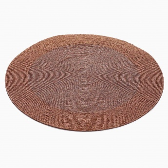 HOME CENTRE Cinder Round Placemat