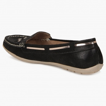 RAW HIDE Casual Loafers