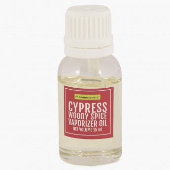 HOME CENTRE Cypress Woody Spice Vaporizer Oil - 15 ml