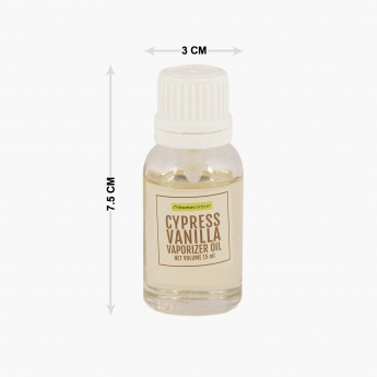 HOME CENTRE Cypress Vanilla Vaporizer Oil - 15 ml