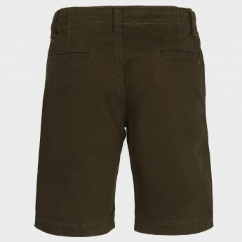 GINI & JONY Solid Shorts