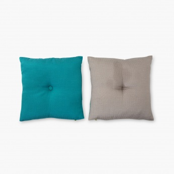 HOME CENTRE Aspen Filled Cushion- Set of 2