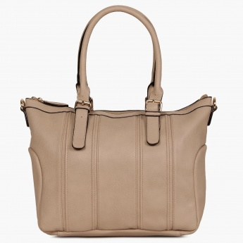 CODE Pebble Finish Handbag