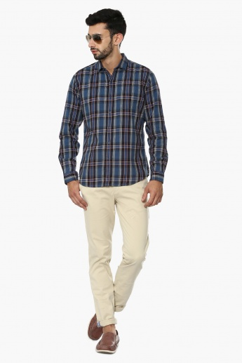 FORCA Full Sleeves Check Shirt