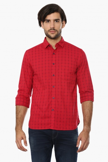 CODE Casual Check Shirt