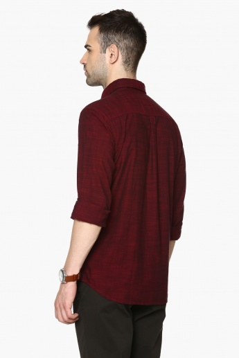 CODE Full Sleeves Smart Fit Shirt