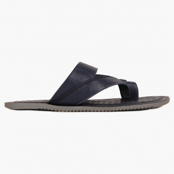 FORCA Crossover Strap Sandals