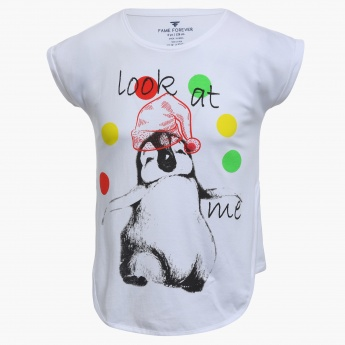 FAME FOREVER Penguin Imprint Top