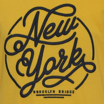 BOSSINI Brooklyn Swag Full Sleeves Tee