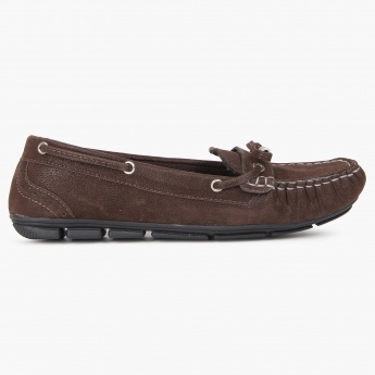 RAW HIDE Boat Shoes