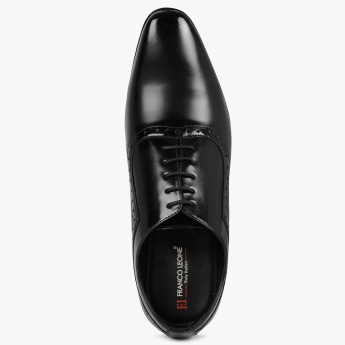 FRANCO LEONE Formal Laceup Oxford Shoes