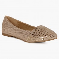 CODE Shimmer And Shine Flats