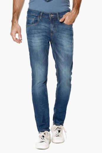 FLYING MACHINE Slim Tapered Fit Jeans