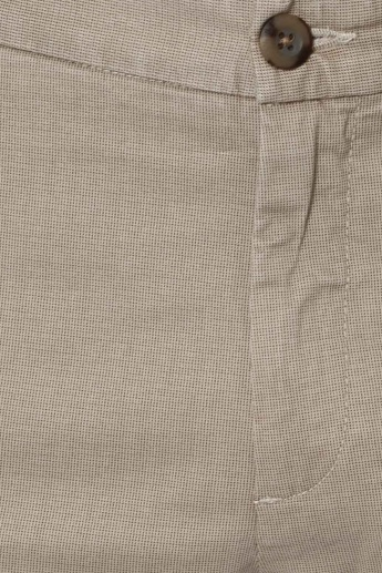 U.S. POLO ASSN. Flat Front Pants
