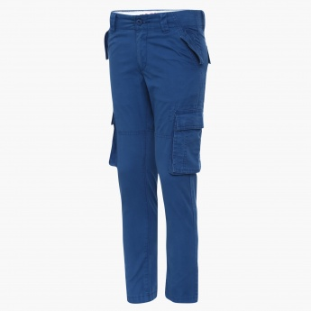 U.S. POLO ASSN. Solid Cargo Pants