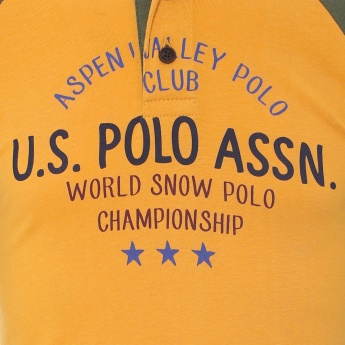 U.S. POLO ASSN. Raglan Sleeves T-Shirt