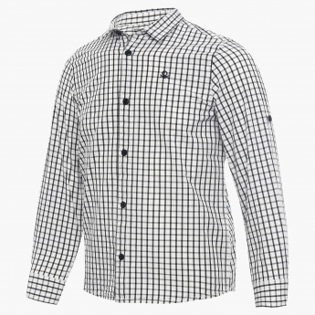UNITED COLORS OF BENETTON Checks Full Sleeves Shirt