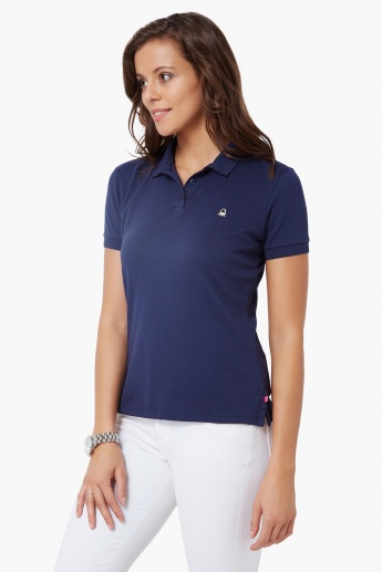 UNITED COLORS OF BENETTON Polo Neck T-Shirt