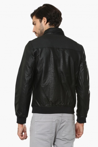 CELIO Zip-Up High Neck Jacket