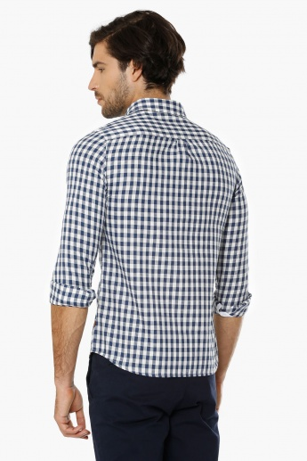 UNITED COLORS OF BENETTON Gingham Checks Shirt