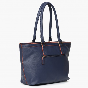 LAVIE Chic Contrast Handbag