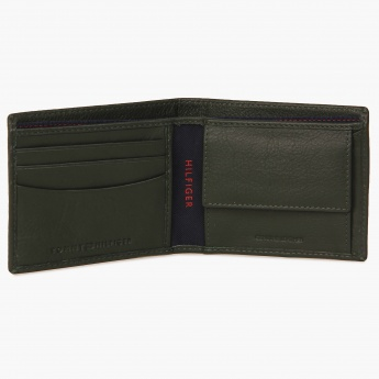 TOMMY HILFIGER Pebble Grain Finish Wallet