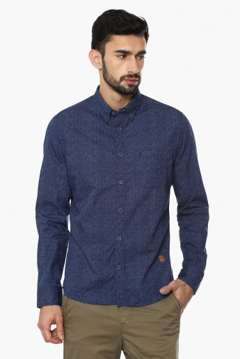 INDIAN TERRAIN Casual Button Down Collar Shirt