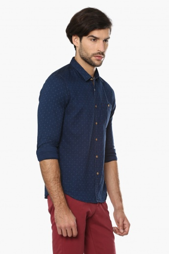 FLYING MACHINE Full Sleeves Casual Shirt