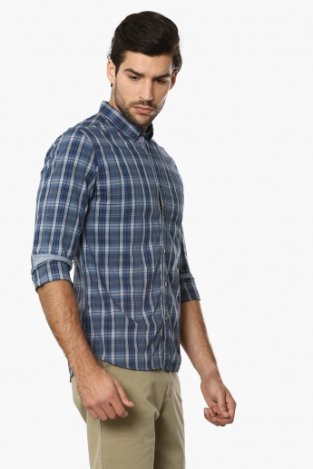 FLYING MACHINE Full Sleeves Check Shirt