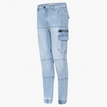 GINI AND JONY Solid Jeans
