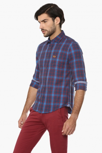 U.S. POLO ASSN. Casual Check Shirt