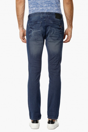 FLYING MACHINE Slim Tapered Jeans