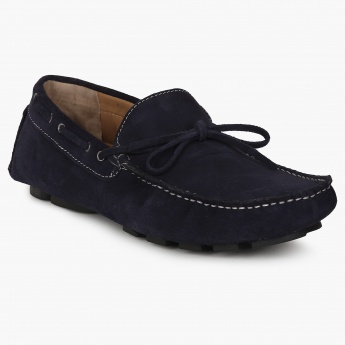 FORCA Suede Loafers