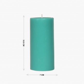 Splendid Ocean Breeze Solid Pillar Candle