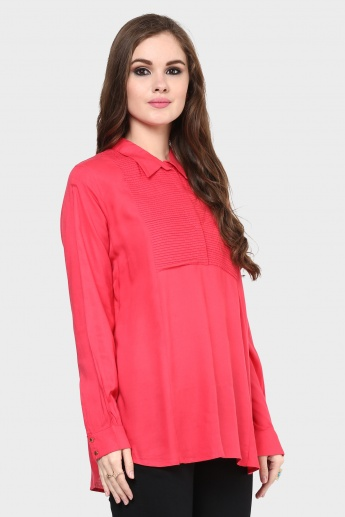W Solid Tunic