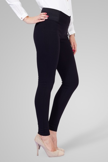 ONLY High-Rise Skinny Fit Leggings