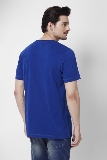 PUMA Crew Neck Half Sleeves T-Shirt