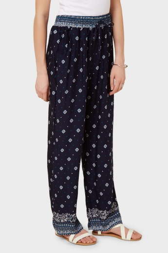 GINGER Printed Pants